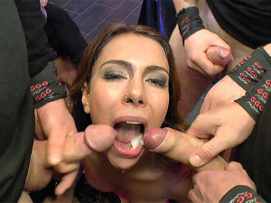 Ani Black Fox the Sperm Lady, Part 2
